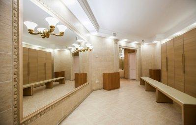 Сауна в санатории «Заря» (Кисловодск)