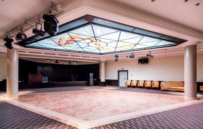 Танцевальный зал санатория «Заря» (Кисловодск)