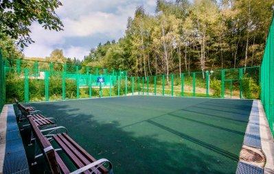 Спортивные площадки санатория «Заря» (Кисловодск)