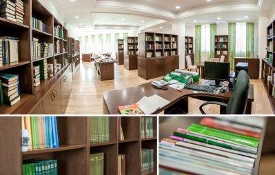 Библиотека санатория «Заря» (Кисловодск)