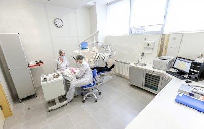 Лечебные кабинеты санатория «Заря» (Кисловодск)