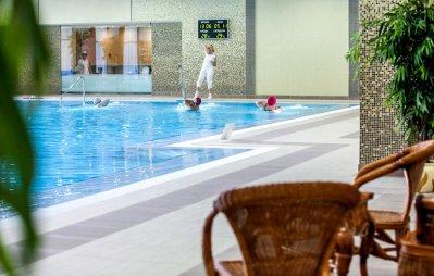Бассейн санатория «Заря» (Кисловодск)